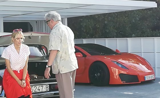 """GTA Spano, at """"The best summer of my life"""""""